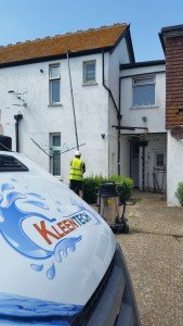 Gutter Cleaning in Brighton Sussex