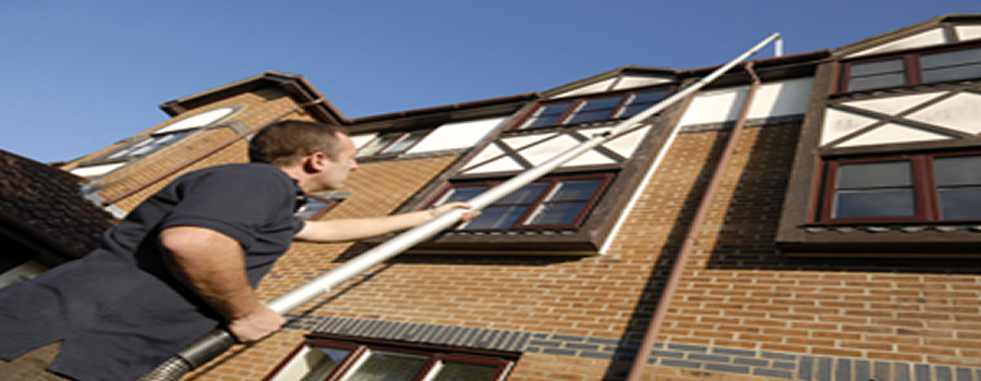 Gutter Cleaning Dorking